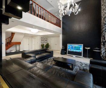 金领国际现代风格别墅案例图片
