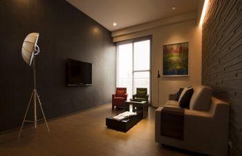 秋瑞家园简单风格四居室设计图片