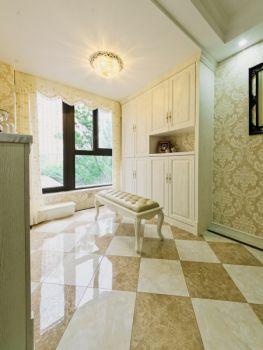 金科世界城150平三室二厅简欧风格实景图