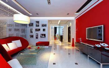 现代简约两居室新房设计图片