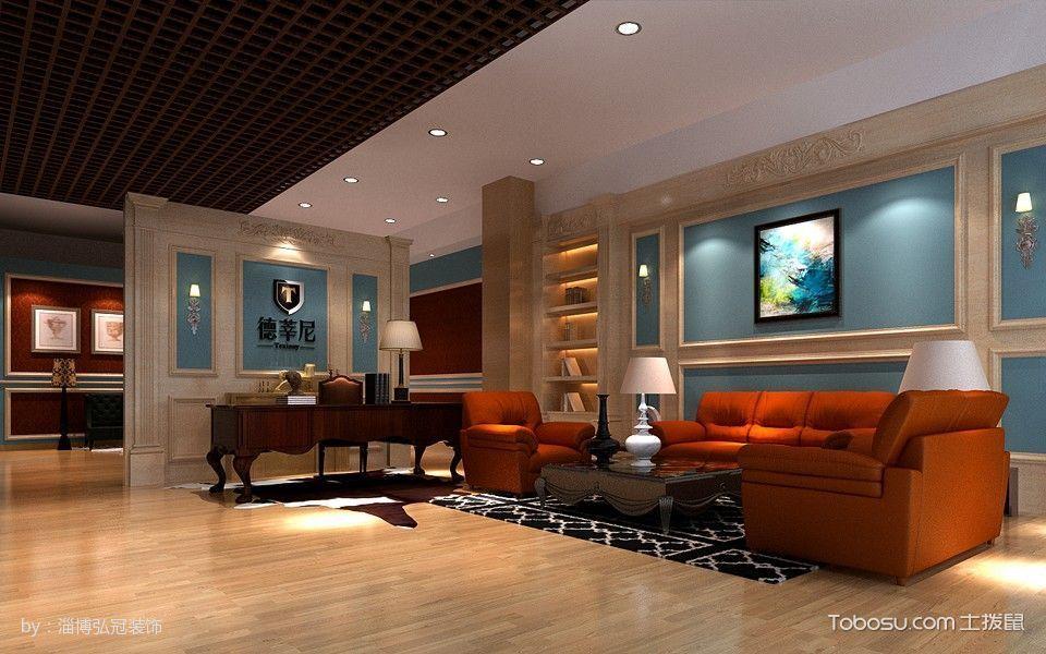 德莘尼展厅沙发展厅装饰图片