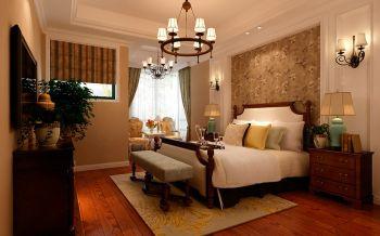 玉府龙庭三室两厅一厨两卫混搭风格装修效果图