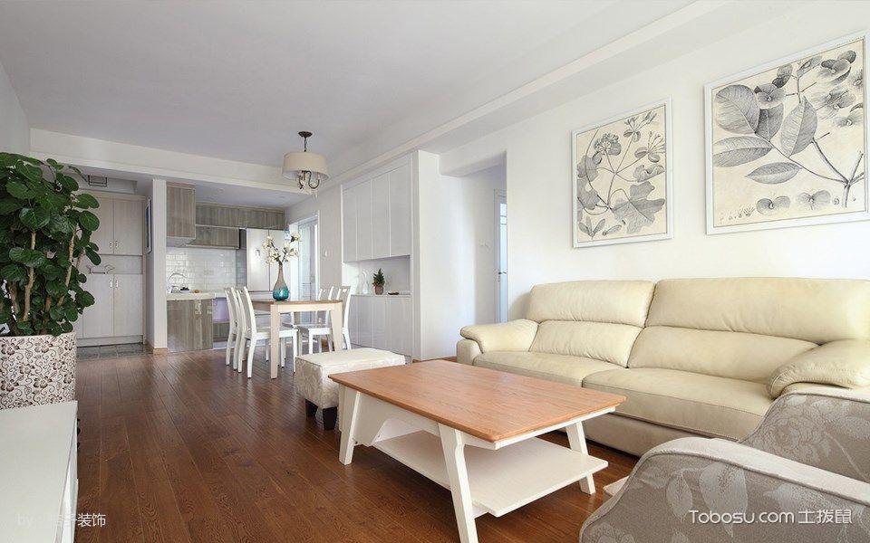 客厅 背景墙_蓉湖山水现代风格二居室装修效果图