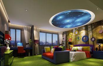 主题宾馆客房装修效果图