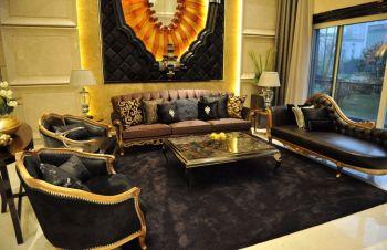凯立天香家园新古典风格三居室设计图片