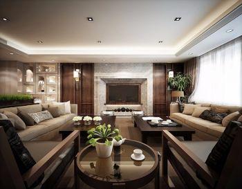 大洋嘉园欧式典雅唯美风格设计装修设计图片
