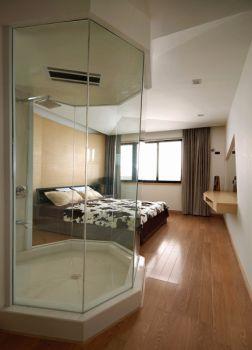 70平小户型简单1房1厅装修效果图