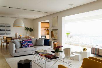 2020北欧150平米效果图 2020北欧二居室装修设计