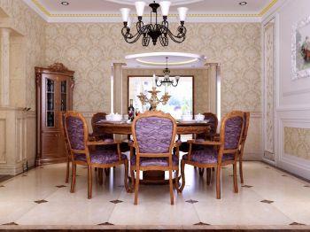 奢华主义欧式别墅家居装修设计效果图