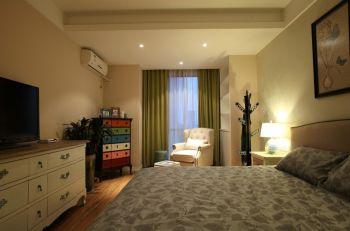 乐筑良品简约风格美式套房装修图片