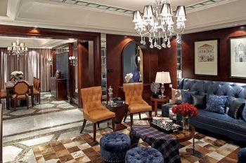 奢华新主义美式风格别墅装修图片
