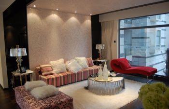 金地艺境现代简约风格家居装修设计图