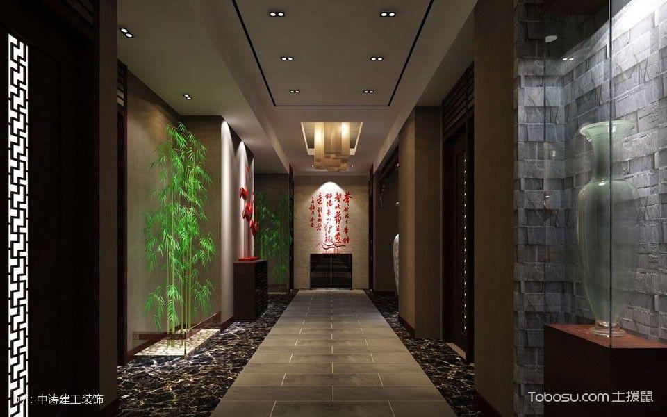 走廊装饰效果图