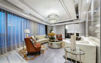 简约式古典风格三居室设计案例图
