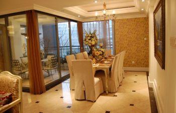 通达新苑现代欧式三居室装修设计案例