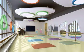 32万幼儿园室内装修效果图