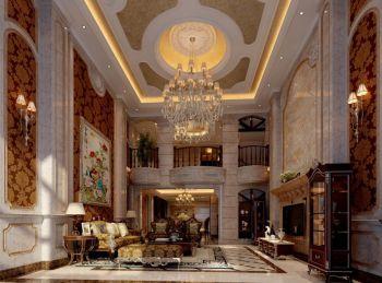 中海国际现代欧式豪华别墅装修效果图