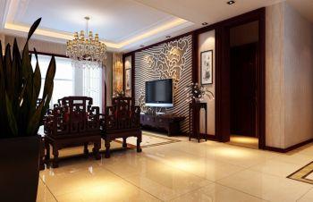中式风格家庭装修设计图片
