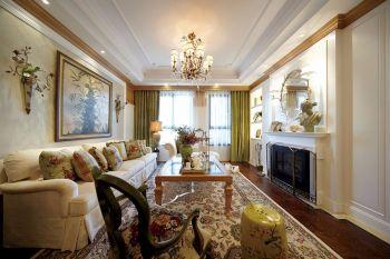 法式混搭风格新房套房室内装修效果图