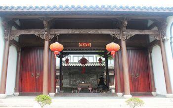 中式风格径山庭院别墅装修效果图