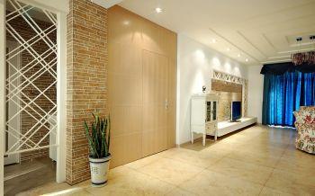 143平米田园风格室内新房装修效果图