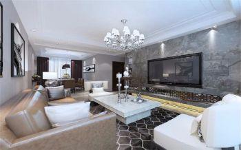 【8万】南宅科小区现代3房2厅110平米装修效果图