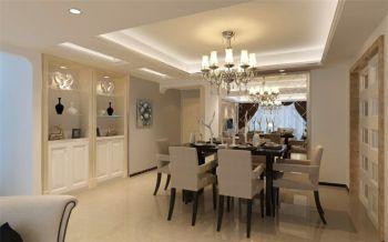 【5万】现代欧式四室两厅两卫一厨套房装修效果图