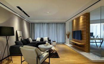 【15万】简约风格舒适110平米三居室装修效果图