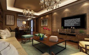 磬苑小区日式120平米室内家装装修效果图