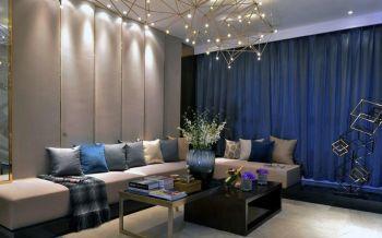 玲珑苑现代简约风格三房二厅装修效果图