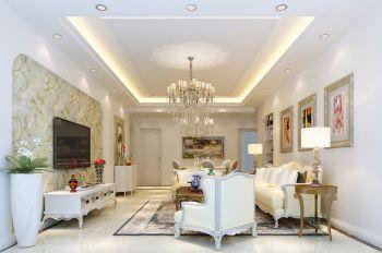 120-180平米现代欧式风格套房装修效果图