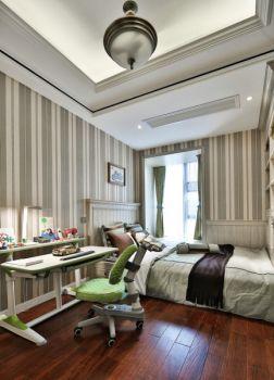 儿童房吊顶现代欧式风格装饰效果图