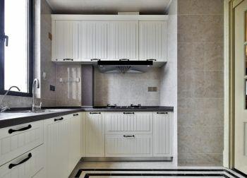 厨房橱柜现代欧式风格装修图片