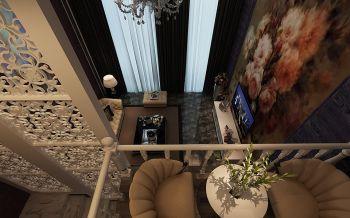 客厅细节现代欧式风格装修图片