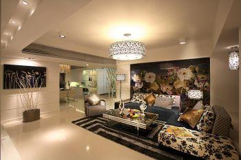 155平米现代简约风格舒适家居套房装修效果图