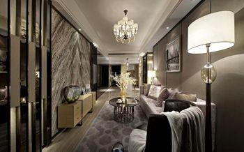 青林湾120平古典时尚三居室装修效果图