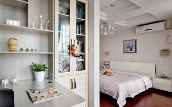 融兴华园120平简单家居套房装修效果图