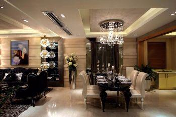 20万喜悦花苑简欧古典四房两厅155平米装修效果图