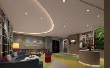 8万幼儿园室内装修设计装修图