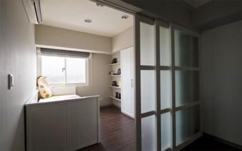 【10万】融信澜郡59平米小户型简约家居装修效果图