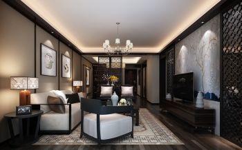 2020中式120平米装修效果图片 2020中式二居室装修设计