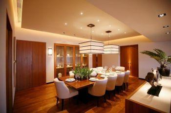 2020现代中式100平米图片 2020现代中式三居室装修设计图片