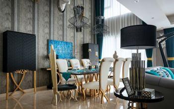 2021北欧120平米装修效果图片 2021北欧套房设计图片