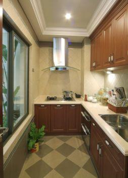 现代三居室装修效果图