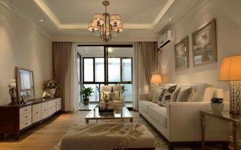美式风格新房四室两厅145平米装修效果图