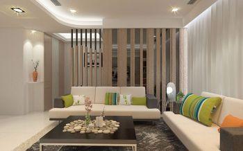 100平现代简约设计套房装修效果图
