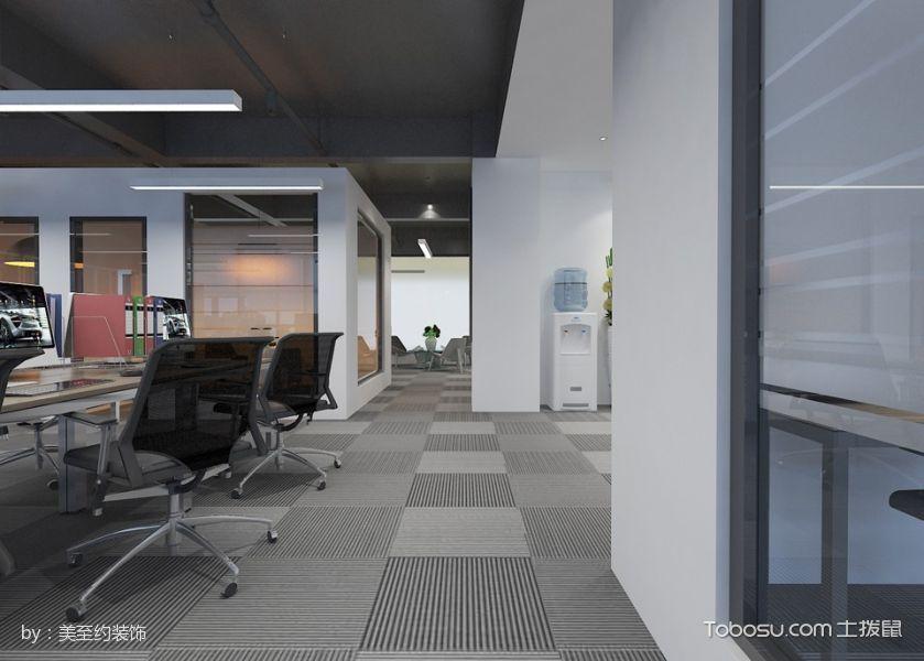 2017办公室室内过道装修图片