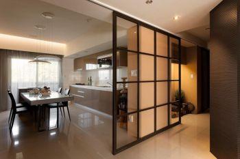 2019现代120平米装修效果图片 2019现代三居室装修设计图片