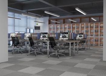 2017办公室室内设计装修效果图