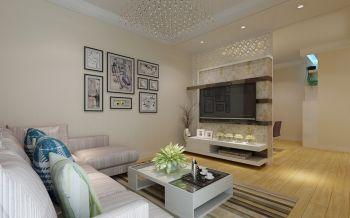2021现代简约70平米装修效果图大全 2021现代简约二居室装修设计